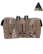 Crye Military PLCE Triple Utility Pouch Multicam MTP