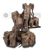 Molle Airborne / Special Forces Webbing Multicam MTP