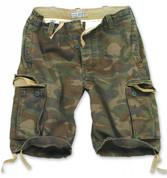 Surplus Vintage Shorts - Woodland