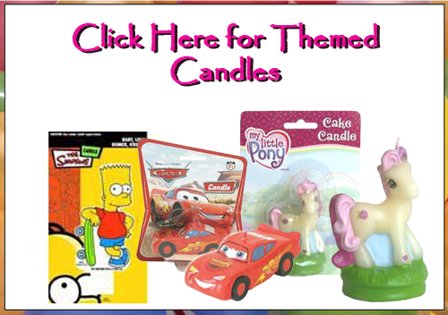 Click here for themed candles