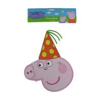 Peppa Pig Party Masks Pk8
