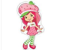 Strawberry Shortcake Supershape Balloon