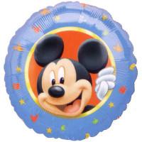 45cm Mickey Mouse Portrait Foil Balloon