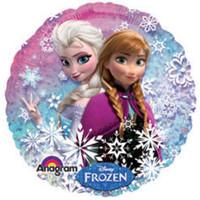 45cm Disney Frozen Holographic Foil Balloon
