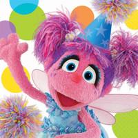 Sesame Street Abby Cadabby Napkin Pk 16