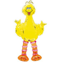 Big Bird Sesame Street Airwalker