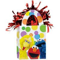Sesame Street Balloon Weight Tote