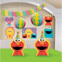 Sesame Street 1st Birthday Decorating Kit