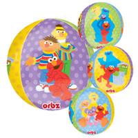 Sesame Street Obz Supershape Balloon