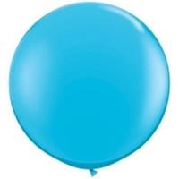 Large Robins Egg Balloon 90cm Latex