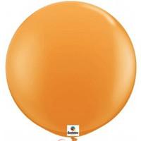 Large Goldenrod Balloon 90cm Latex