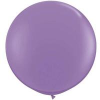 Large Spring Lilac Balloon 90cm Latex