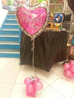 Mothers Day Balloon Decorations