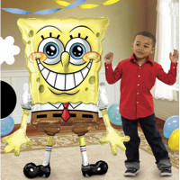 Large SpongeBob SquarePants Balloon Airwalker