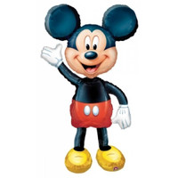 Large Mickey Mouse Balloon Airwalker