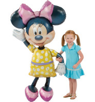 Large Minnie Mouse Balloon Airwalker