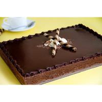 Chocolate Cake Half Slab