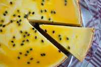 CHEESECAKE PASSIONFRUIT 1kg
