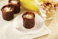 Cake Petite Banana Caramel Tray 30 pc