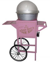 Fairy Floss Machine with Cart For Hire