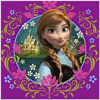 Frozen Disney Napkiins Anna PK 16