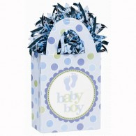 Balloon Weight Tote Baby Boy