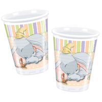 Dumbo Party Cups Pk 10