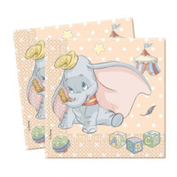 Dumbo Party Napkins