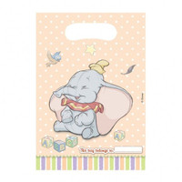 Disney Dumbo Loot Bags Pk 12