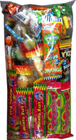 Pinata Lollies Wrapped Pk100