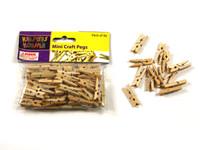 Mini Craft Pegs Pk 50