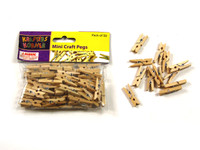 Mini Craft Pegs Pk 50