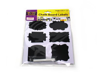 Chalkboard Labels Pk 6