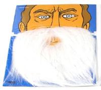 Beard Old Man White