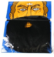 Beard Old Man Black