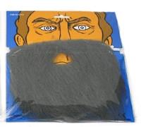 Beard Old Man Grey