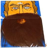 Beard Old Man Brown