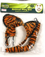 Tiger Animal Play Set