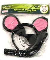 Mouse Animal Play Set