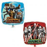 Star Wars Rebels Happy Birthday 45CM uninflated