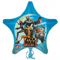 Star Wars Rebels Super Shape 71cm Balloon uninflated