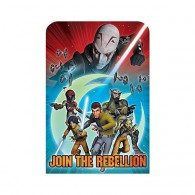 Star Wars Rebels Postcard Invitations pk 8