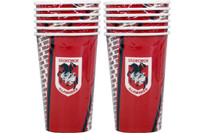 NRL PARTY CUPS ST.GEORGE 6PK