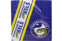 NRL PARTY NAPKINS EELS 12PK