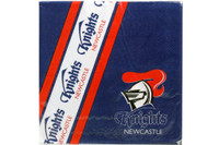 NRL PARTY NAPKINS KNIGHTS 12PK