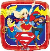 SUPER HERO GIRLS BIG FOIL BALLOON