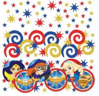 Super Hero Girls Confetti Value Pack