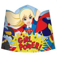 Super Hero Girls Tiaras Glittered