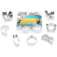Cookie Cutters Halloween Mini Rust Resistant Dishwasher