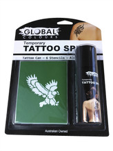 Temporary Tattoo Spray